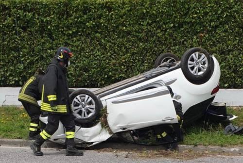 Primo Maggio di incidenti, grave un centauro 16enne caduto e investito a Belvedere