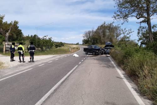 Pesaro, incidente a Borgo Santa Maria: è morto un 87enne