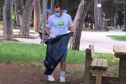 JesiClean torna nei parchi per ripulirli dai rifiuti