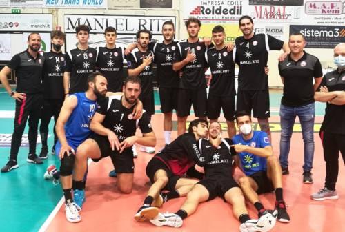Volley Serie B, Macerata elimina Ancona nel derby e si prepara alla sfida con il San Giustino
