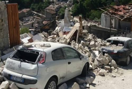 Pescara del Tronto sarà ricostruita vicino al borgo distrutto dal sisma