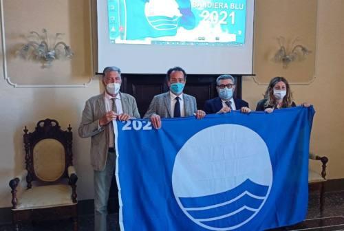 Bandiera blu 2021, Senigallia si conferma ancora al top: doppio riconoscimento