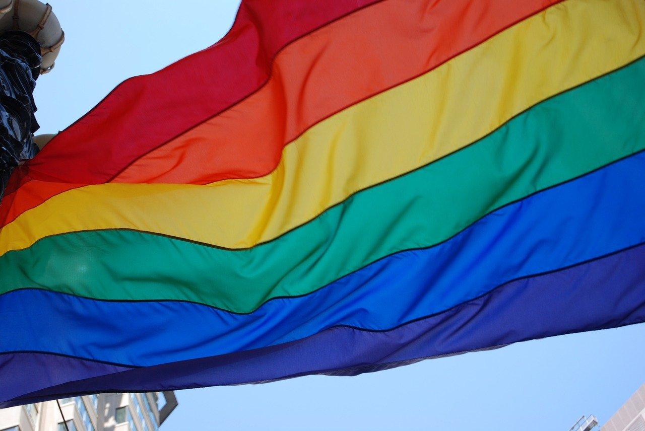 Bandiera arcobaleno, gay