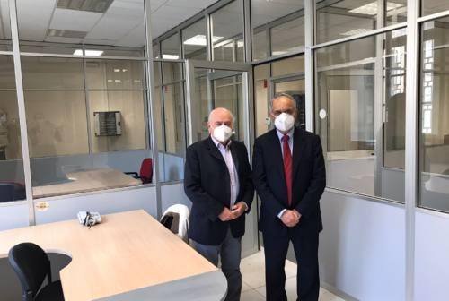 Macerata, a Palazzo degli Studi la nuova sede della radio di UniMc