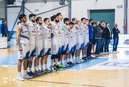 Ristopro Fabriano, coach Pansa: «A Senigallia ci è mancata un po' di durezza»