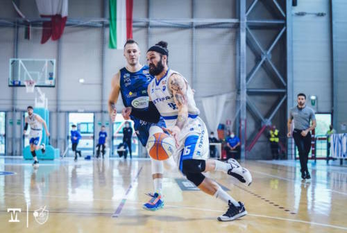 Basket: Ristopro Fabriano, debutto amaro ai play-off