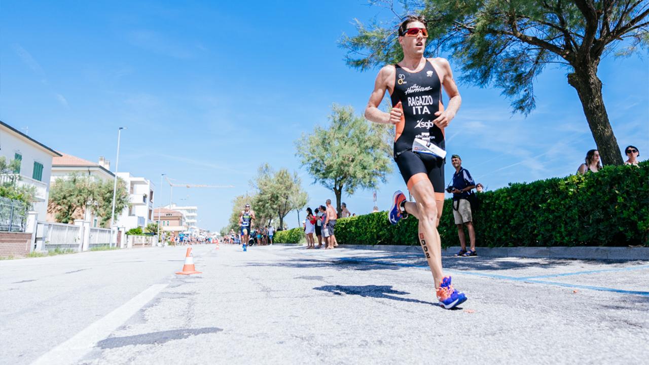 Corsa e triathlon a Senigallia con gli XMasters