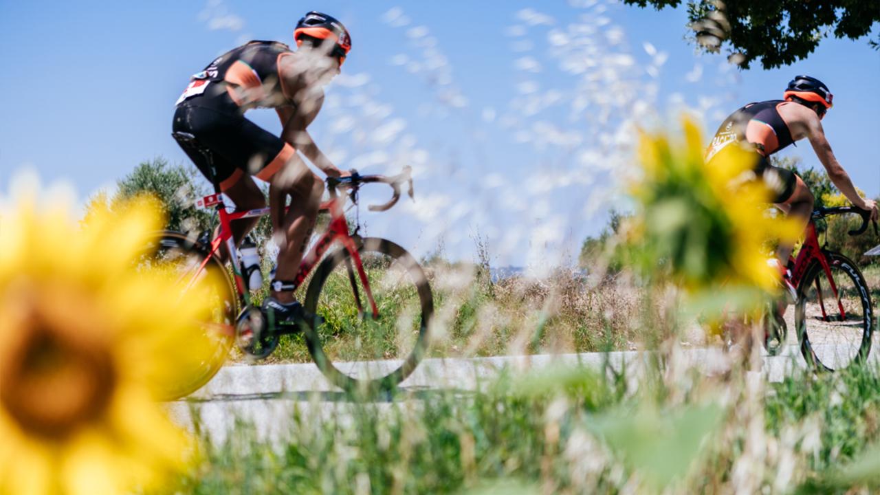 Ciclismo e triathlon a Senigallia con gli XMasters