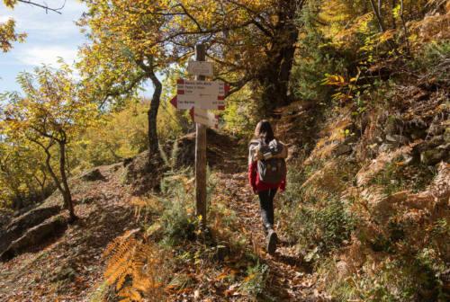 Ascoli, ok al progetto per una rete sentieristica di 120 km: dal Colle San Marco fino ad Acquasanta Terme