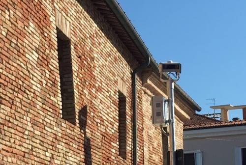 Montemarciano, installati rilevatori automatici di infrazioni ai semafori in frazione Marina
