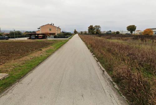 Jesi, via del Verziere. Giampaoletti: «Servono dossi o autovelox»