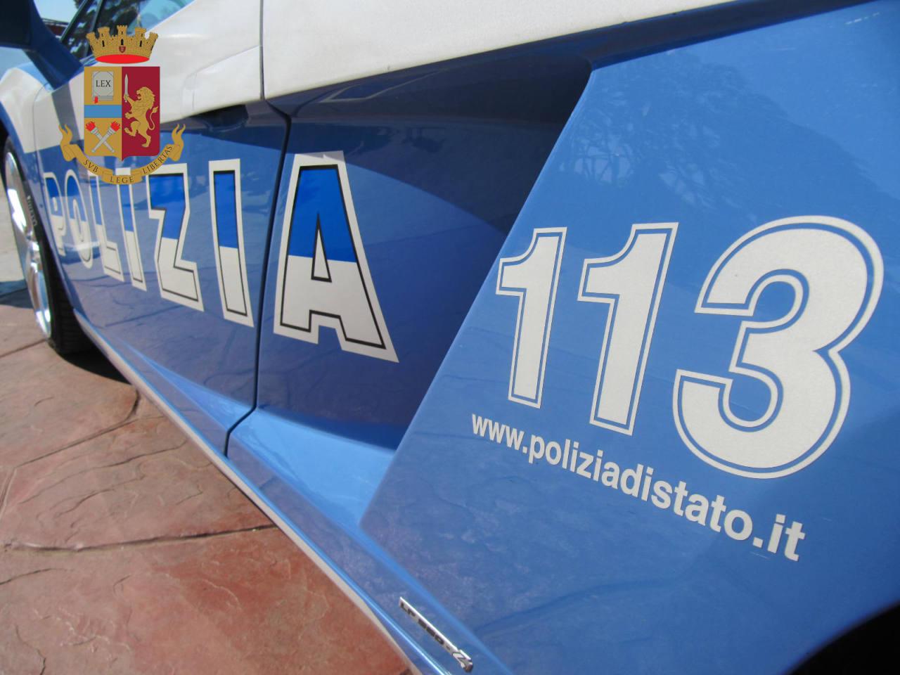 polizia, volante