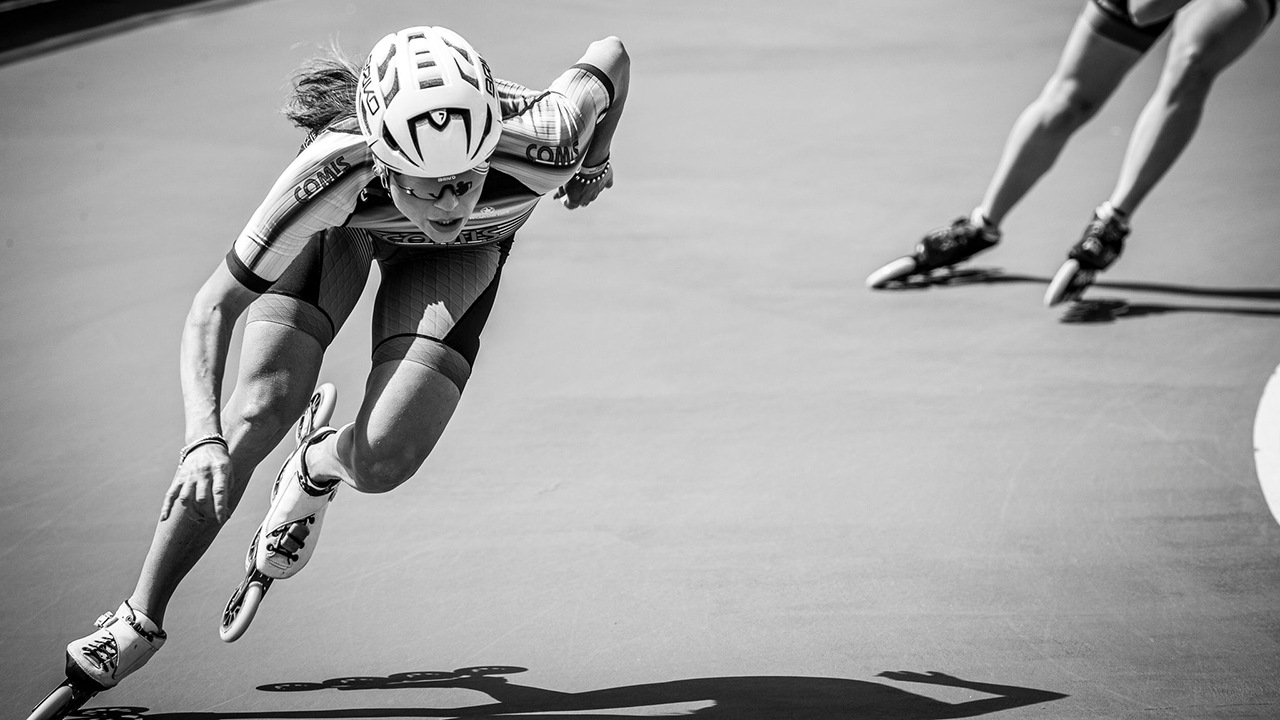 Linda Rossi in gara a L'Aquila per gli Internazionali d'Italia Open del 21-23 maggio 2021