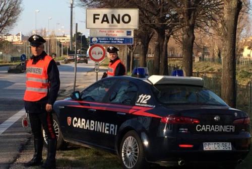 Fano, spacciatore in overdose: soccorso dal 118 ed arrestato dai carabinieri