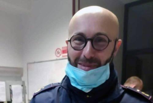 Cagli, si schianta con lo scooter: muore poliziotto 44enne, grave la moglie che viaggiava con lui