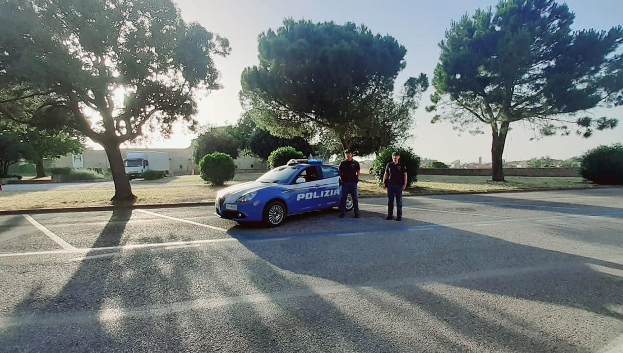 Polizia di Fano
