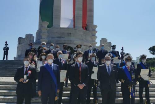 Acquaroli ad Ancona per la Festa della Repubblica: «Ricorrenza che unisce la Nazione e segna una nuova ripartenza»