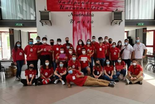 A Matelica l'assemblea regionale dei Giovani della Croce Rossa Italiana