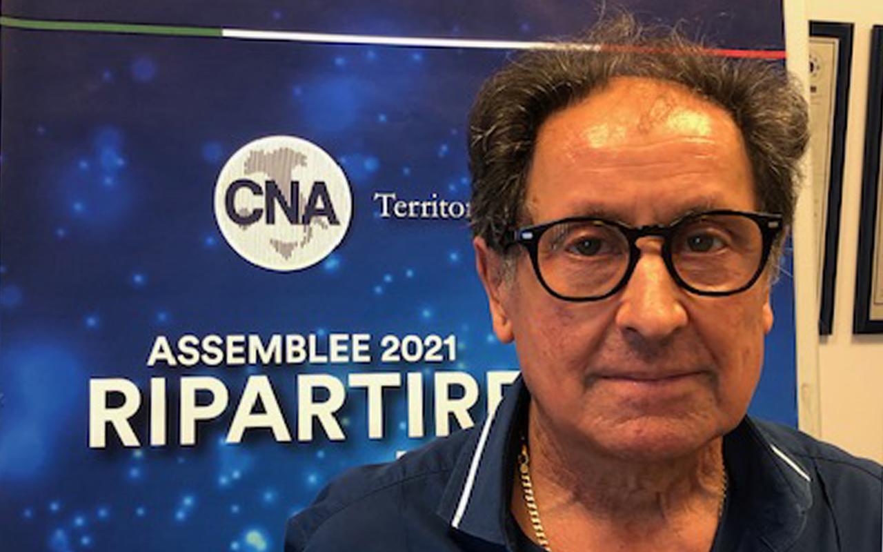 Bruno Paoloni confermato presidente Cna Valli Misa e Nevola