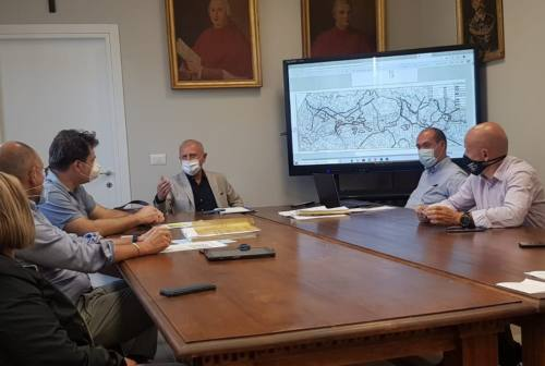Ricostruzione post sisma, una bretella per attraversare Caldarola. «Entro il 15 giugno la documentazione»