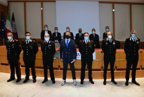 Macerata, Carabinieri in prima linea. Encomi ed elogi a chi si è distinto nelle attività di servizio
