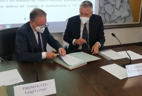 Firmata convenzione tra Provincia di Ancona e Univpm: ecco la prima Academy per amministratori pubblici e giovani