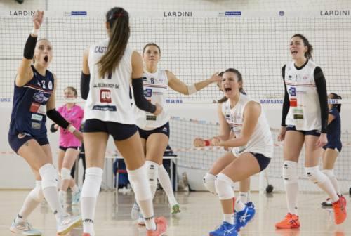 Volley, la Clementina resta in B1. La team manager: «Ripescaggio? Ci riflettiamo