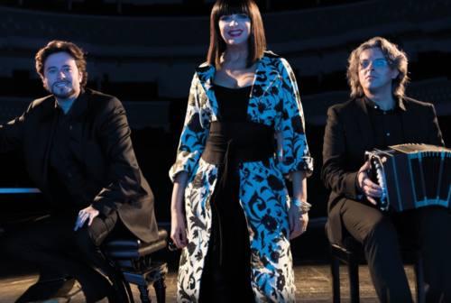 Premio della fisarmonica a Castelfidardo, Silvia Mezzanotte in città con Duettango: l'intervista