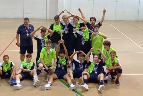 Volley Giovanile, la VD Fano batte la Lube nella finale regionale U15