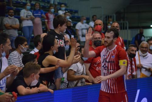 Futsal, Italservice Pesaro: blindato capitan Felipe Tonidandel. Rinnovo fino al 2023