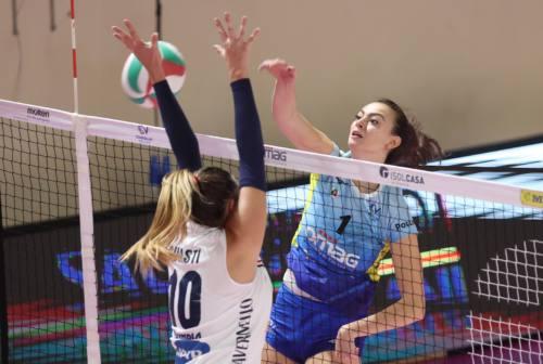 Volley, La Cbf Balducci vola nel reparto delle centrali