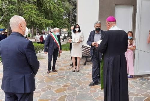 Una nuova chiesa a Gualdo. Inaugurato il centro di comunità donato dalla Caritas