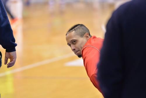 Futsal, Italservice Pesaro e Humberto Honorio ancora insieme: ufficiale il rinnovo fino al 2023
