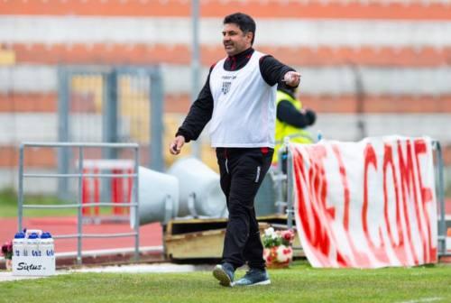 Calcio Coppa Italia di Serie C, mister Colavitto dell'Ancona-Matelica: «Ci tenevamo a regalare una gioia ai nostri tifosi»
