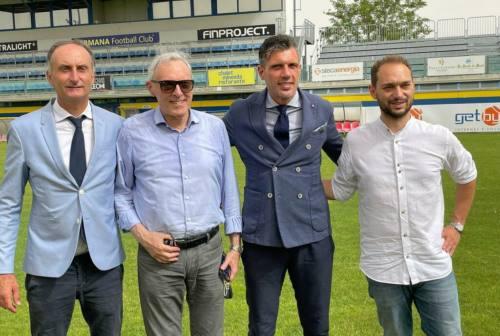 Fermana, il nuovo allenatore Domizzi: «Qui ho trovato una famiglia, per me la cosa decisiva»