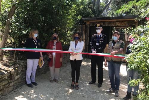 Parco Zoo Falconara, inaugurata l'area grifoni: «Importante per tutelare una specie a rischio estinzione»