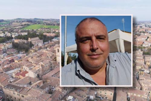 Jesi, a San Giuseppe l'addio a Massimiliano Lucaboni
