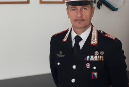 Carabinieri, nuovo comandante alla stazione di Numana