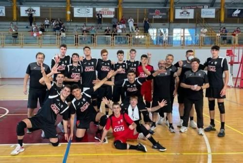 Volley, la Lube in corsa per il titolo regionale under 19