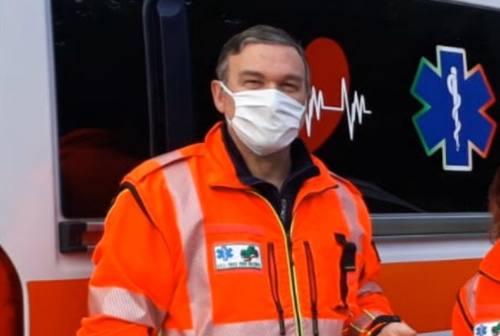 Macerata, Croce Verde in lutto per Giuseppe Furiassi. «Grande persona e grande volontario»