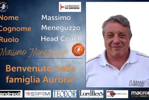Aurora Jesi, Massimo Meneguzzo è il nuovo coach