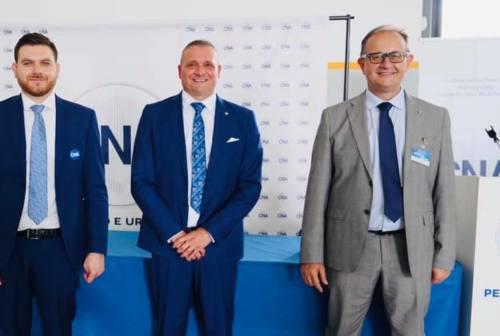 Cna Pesaro, Bordoni confermato segretario, Matteucci nuovo presidente: «Le imprese stanno ripartendo»