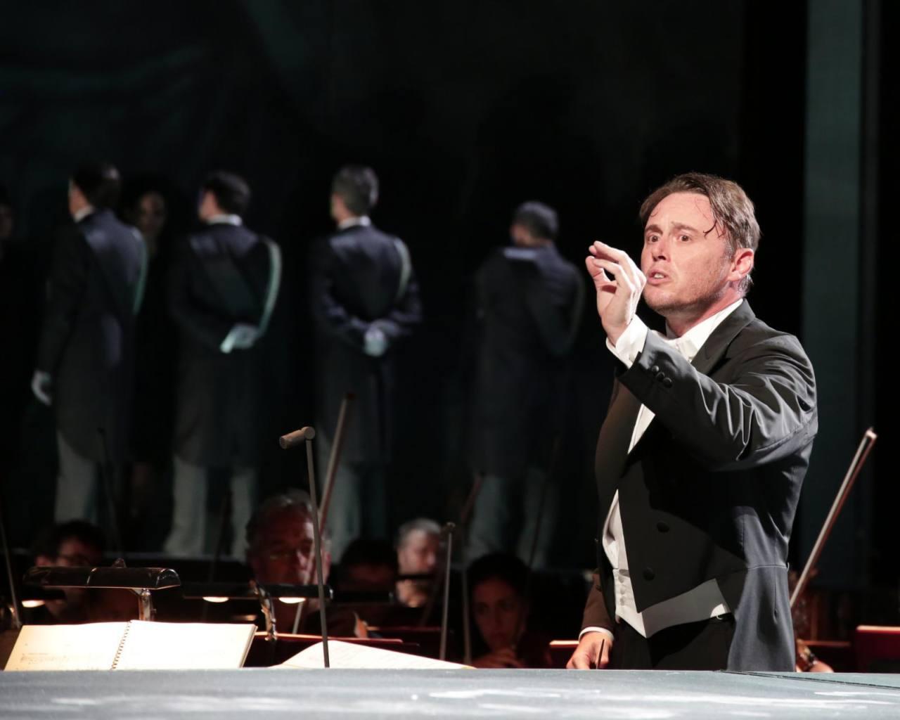 Il direttore Michele Mariotti