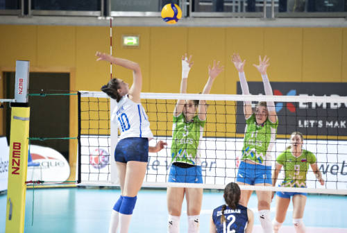 Volley, Polina Malik sarà l'opposta della CBF Macerata