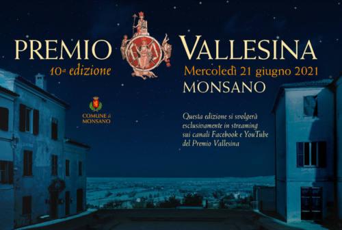 Monsano, il Premio Vallesina anti-Covid approda in streaming
