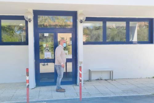 Osimo, la piscina comunale chiude per lavori
