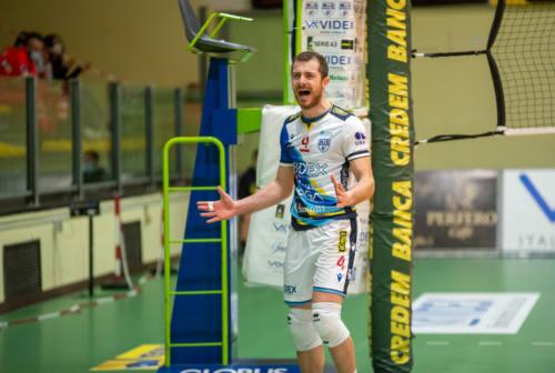 Volley, Grottazzolina riparte dal suo capitano Riccardo Vecchi