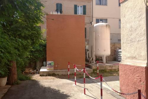 Osimo, al via i lavori al serbatoio dell'ospedale, successivamente alla denuncia di Anaao Assomed