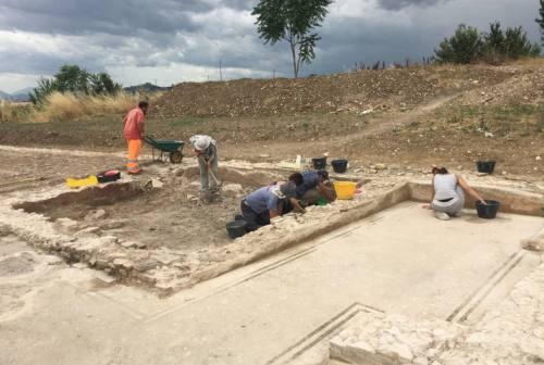Giornata dell'archeologia, aperte le visite al foro e alla villa romana di Urbisaglia