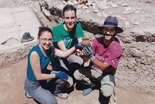 Urbisaglia, dagli scavi archeologici emergono insediamenti di duemila anni fa. «Contesti rari nel nostro territorio»